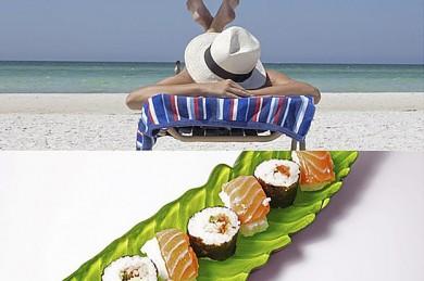 Sonne tanken - Fisch essen - besser als Vitamin D-Gaben
