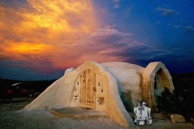 Unterkunft für Star-Wars und Fantasy Fans