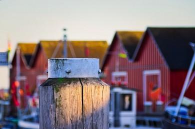 Hafen von Boltenhagen