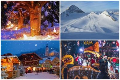 Waldweihnacht im Bayerwald, Hintertuxer Gletscher, Stille Nacht im SalzburgerLand, Parade auf Jersey