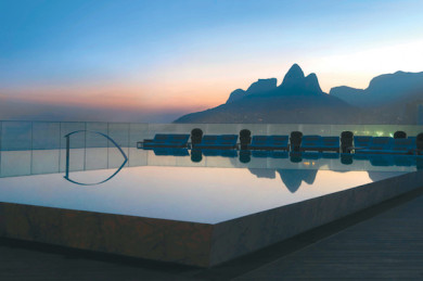 Top-Hotel in Brasilien: Belmond Copacabana Palace in Rio