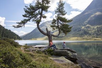 Die Wasserschatzkarte führt zu den schönsten Plätzen im Defereggental - ©TVB Osttirol/BergimBild