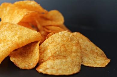 Chips - beliebt bei Jung und Alt - ©Pixabay