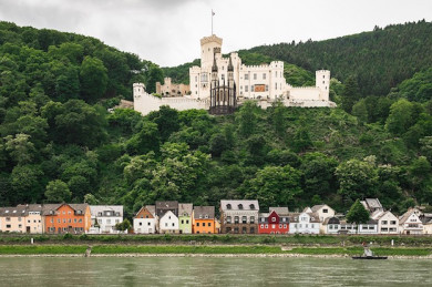 Schloss Stolzenfels - ©Pixabay