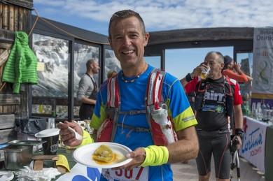 Leckere Stärkung zwischendurch: Der Delicious Trail Dolomiti macht's möglich   - ©Pierluigi Benini