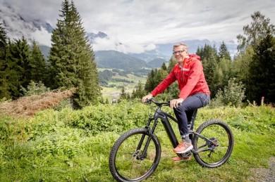 Sportlich unterwegs: Mathias Boenke, Vorstand von INTERSPORT - ©INTERSPORT Deutschland eG