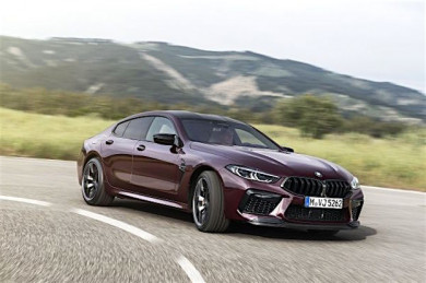 BMW M8 Competition Gran Coupé - ©BMW Group