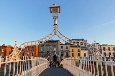 Dublin Bridge in Irland - ©Pixabay