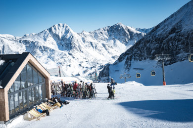 Winter wie man ihn gerne hat - ©Tourismusverband Obertauern