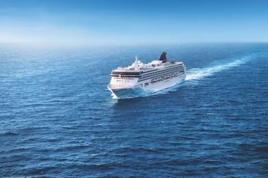 Einmal um die ganze Welt - ©Norwegian Cruise Line