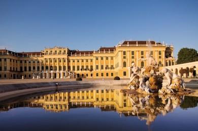 Schloss Schönbrunn in Wien - ©WienTourismus/Peter Rigaud