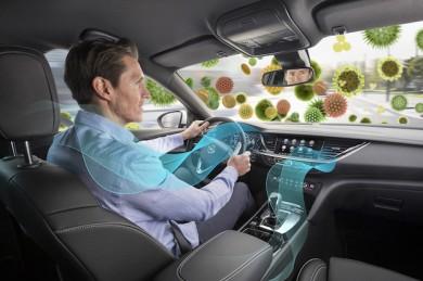 Tief durchatmen dank Pollenfilter - ©Opel Automobile GmbH