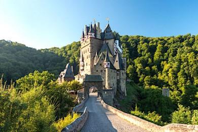 Burg Eltz - ©Rheinland-Pfalz Tourismus GmbH