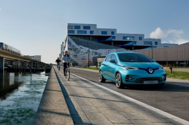 Renault ZOE - Renault Deutschland AG