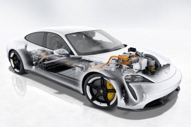 Porsche Taycan - ©Porsche AG