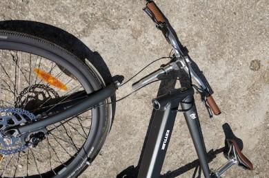 Vorderradgabel kann sich vom Fahrrad lösen - ©Franz Wallner/VKI_ADAC