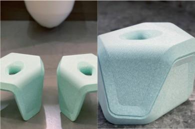 Praktisch, modern, nachhaltig: stuul®-Toilettenhocker - ©JUUCE UG