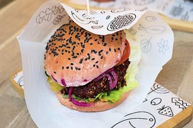 Veggie-Burger - ©Pixabay