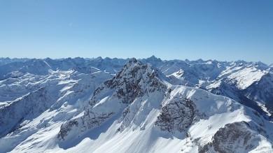 Alpenpanorama - ©Pixabay