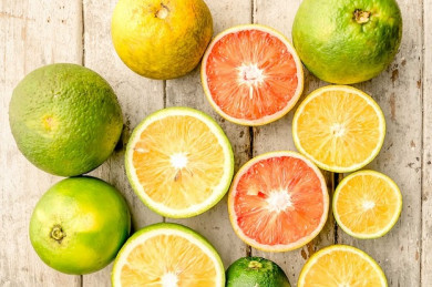 Zitrusfrüchte sind Lieferant für Bitterstoffe - ©Pixabay