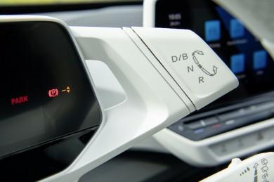 Automatikwählhebel im VW ID 3. - ©Auto-Medienportal.Net/VW