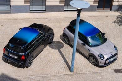 Der MINI Cooper SE und der MINI 3-Türer  - ©BMW Group