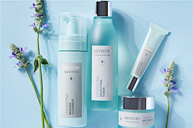 ARTISTRY Skin Nutrition™-Serie - ©Amway