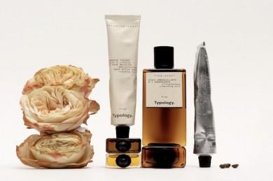 Die Hautpflegeserie von Typology - ©Typology_Paris