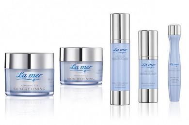 Pflegeserie La mer Advanced Skin Refining