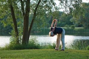 Yoga-Übungen sorgen für Fitness
