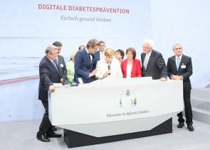 Hochkarätiger Besuch beim Digital-Gipfel des Bundesministeriums für Wirtschaft und Energie