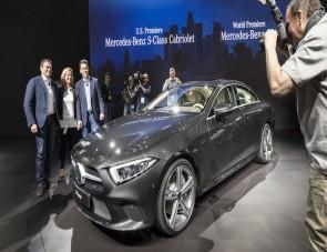 Mit dem CLS hat Mercedes-Benz 2003 ein neues Fahrzeugsegment geschaffen