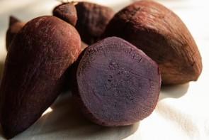Ube - auch  Yamswurzel genannt - sollte man nicht mit Rote Beete verwechseln