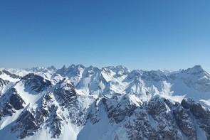 Allgäuer Winterpanorama