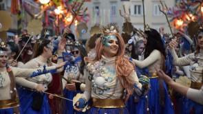 Die Kulturhauptstadt 2020 feiert farbenprächtig Karneval - ©Rijeka Tourist Board