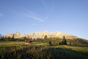 Der Rosengarten, die Heimat König Laurin - ©Eggental Tourismus, Alex Filz