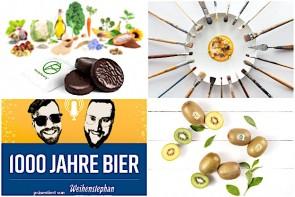 ©the plant party®, Bayerische Staatsbrauerei Weihenstephan, Kirsten Luna Sonnemann,  Zespri™ SunGold™