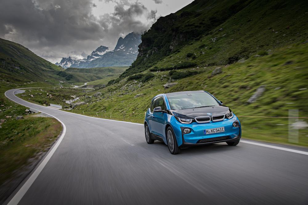 BMW i3 erfolgreichstes Elektrofahrzeug im Segment