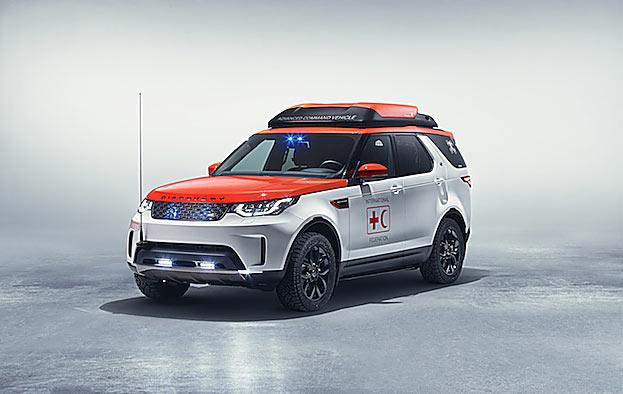 ©Jaguar Land Rover Deutschland GmbH